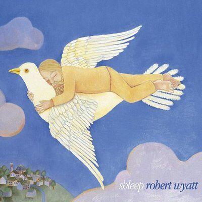 Wyatt Robert Shleep  W Cd   Ltd   Reis   Vinyl Lp New