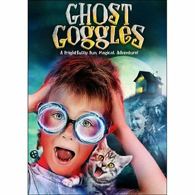 Ghost Goggles (DVD, 2017) - Children's Halloween Movies 2017