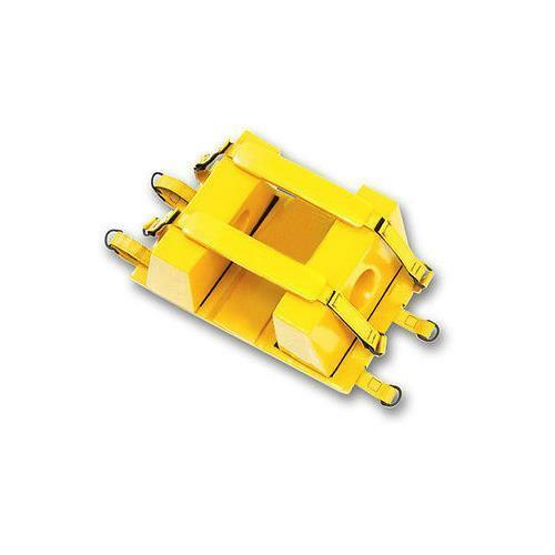 Reusable Head Immobilizer CID Ambulance EMT Yellow NEW