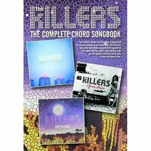 The Killers: The Complete Chord Songbook, New, Wise Publications Book