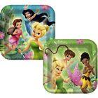 Hallmark Fairies Party Plates