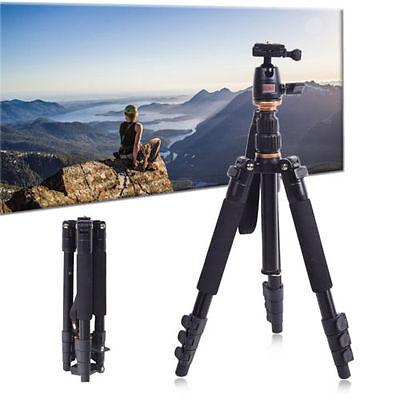 Professional Beike Adjustable BK-555 Tripod + Ball Head for DSLR Camera Travel