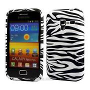 Samsung Galaxy Ace Zebra Case