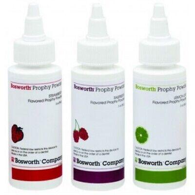 Keystone Prophy Powder - Tri-pack 3 Oz. Grape Spearmint Orange 16696