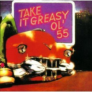 OL' 55 Take It Greasy CD BRAND NEW Australian 70's Rock Frankie J Holden