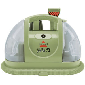 USED BISSELL LITTLE GREEN STEAM MACHINE $50 OBO