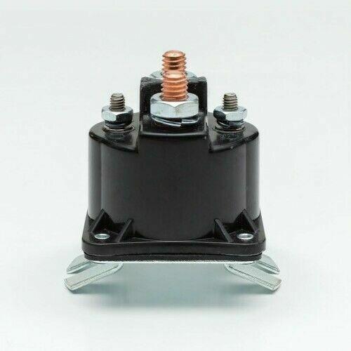 Sure-Trac Start Solenoid For Dump Pump 4-Post Dump Trailer - KTI Unit
