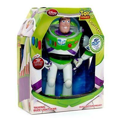 Buzz Lightyear Toy Story 3 - Sprechende Actionfigur - 30cm  DISNEY - NEU