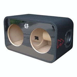 Bassworx RP210RG Reference Dual 10IN Sub Enclosure- NEW IN BOX