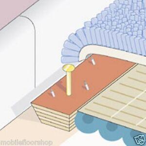 Dual Purpose Carpet Gripper Rods Wood Or Concrete