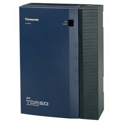 Panasonic Kx-tda50g Pbx - New