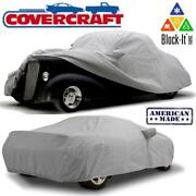 Evolution Car Cover