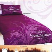 Twilight Bedding