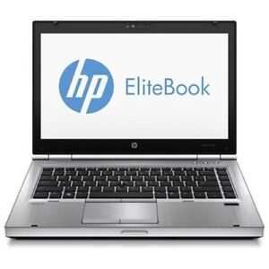 HP elitebook 8470p-i5, with 480 gb SSD and 8 GB RAM