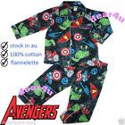 New Avengers Sleepwear for Boys