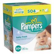 Baby Wipes Box