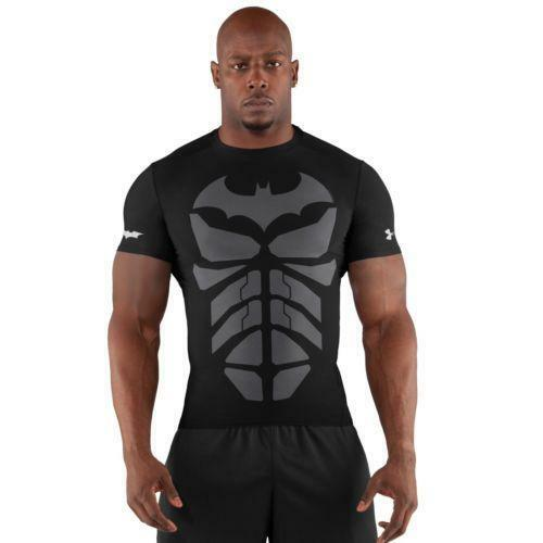 Under armour compression shirt heat cold gear ebay for Under armour cold gear shirt mens