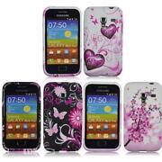 Samsung Galaxy Ace Rubber Case