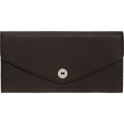 - OROTON CLUTCH Clearance Sale 80% Off MELANIE PEBBLE CHOCOLATE Brown RRP$345 New