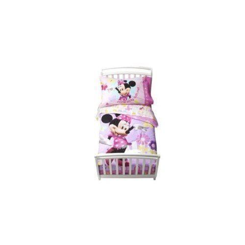 Minnie Mouse Toddler Bedding Ebay