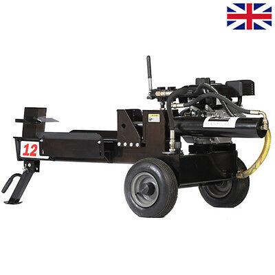 78a7b055dacf Log Splitter Black Tools, 12 ton ,53cm, 6.5hp Briggs & Stratton Professional