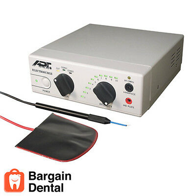 Bonart Art-e1 110v Electrosurgery Dental Vet Cutting Unit W 7 Electrode Tips
