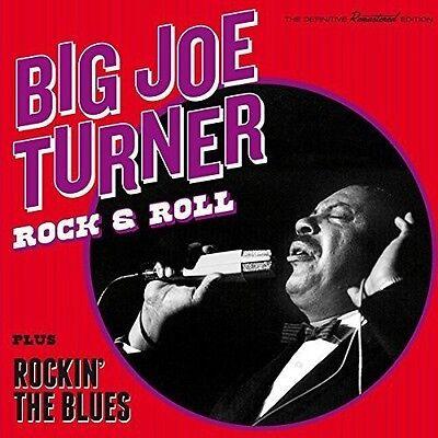 Big Joe Turner - Rock & Roll / Rockin the Blues+ 2 Bonus Tracks [New CD] Bonus T