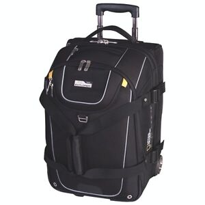 National Geographic  20 inch Upright Luggage - NEW IN BOX