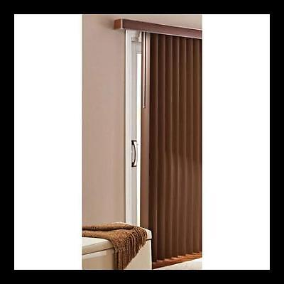 patio door new privacy vertical blinds large window