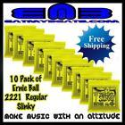 Ernie Ball Strings 10
