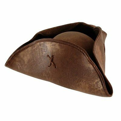 elope Disney's Pirates of the Caribbean Jack Sparrow Hat Halloween Costume (Pirates Of The Caribbean Jack Sparrow Costume)