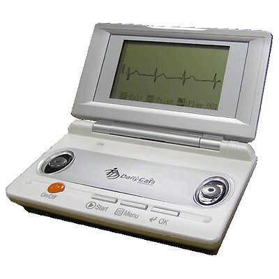 New Portable Handheld Home Ecg Ekg Heart Monitor - Instantcheck Ecg