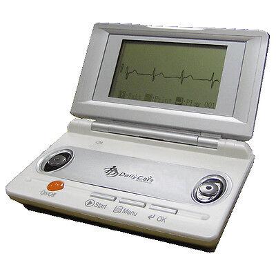 Portable Handheld Home Ecg Ekg Heart Monitor - Instantcheck Ecg