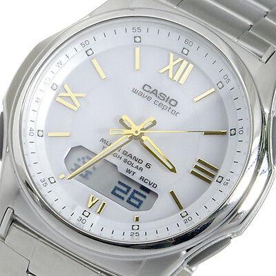 Casio Watch Wave Ceptor Wva M630d 7A2jf Men From Japan New