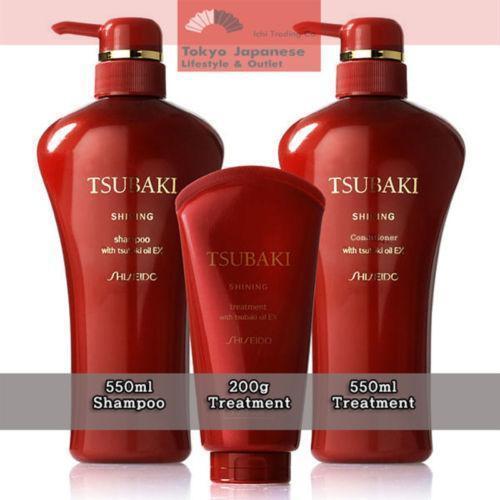 Shiseido Shampoo Ebay