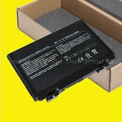 Laptop Battery For Asus X5c X5j X8b X8d K40ij K40in K50ab X2a L0690l6