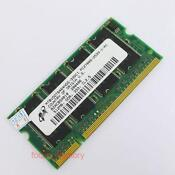512MB DDR Laptop RAM