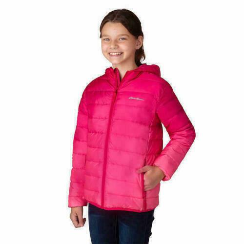 NEW! EDDIE BAUER size 7-8 Small Girls Fall-Winter PRIMALOFT