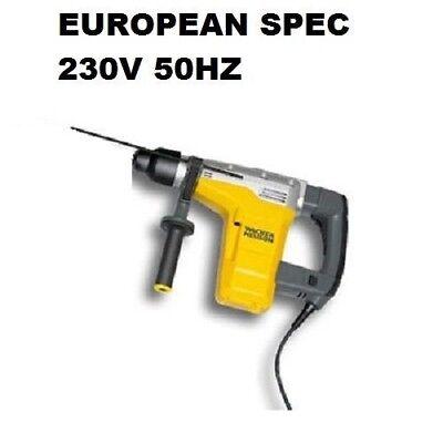 European Spec Wacker EHB7M Electric Rotary / Demolition Hammer Drill 230V 50hz