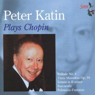 P.Katin - Piano Works [CD]