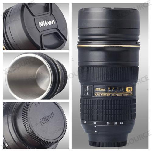 Camera lens mug nikon ebay Nikon camera lens coffee mug
