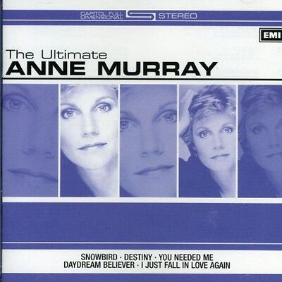 Anne Murray   Ultimate Collection  New Cd  England   Import