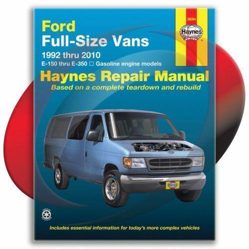 ford  repair manual ebay