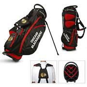 Chicago Blackhawks Golf Bag
