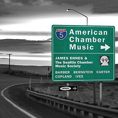 Copland / Ives / Bar - American Chamber Music [New CD] ()