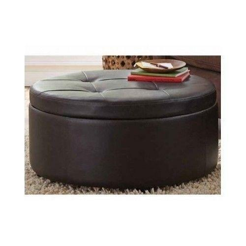 Merihill Coffee Table With Ottoman: Cocktail Table Ottoman
