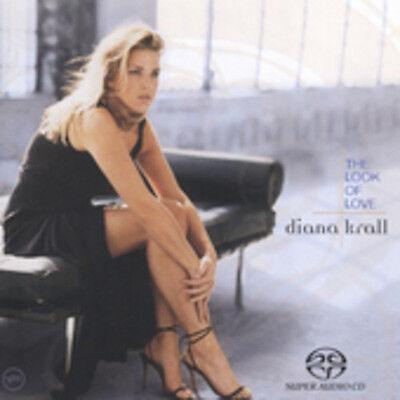 Diana Krall   Look Of Love  New Sacd  Hybrid Sacd  Multichannel Stereo Sacd