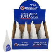 Extra Strong Super Glue