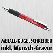Kugelschreiber mit Namen