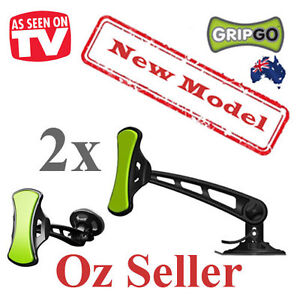 2x 2013 New Model Arrived! GripGo Universal Car Mobile Phone GPS Holder Mount